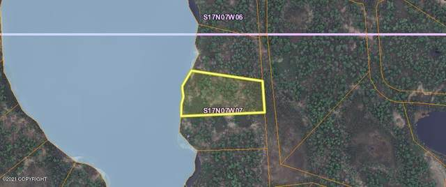 Tr K No Road, Remote, AK 99000 (MLS #21-10695) :: RMG Real Estate Network | Keller Williams Realty Alaska Group