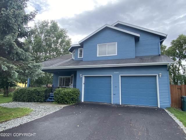 2026 Misty Meadows Drive, Anchorage, AK 99502 (MLS #21-10753) :: RMG Real Estate Network | Keller Williams Realty Alaska Group