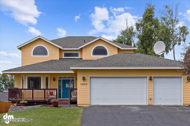 16615 Baird Circle, Eagle River, AK 99577 (MLS #21-10757) :: Wolf Real Estate Professionals