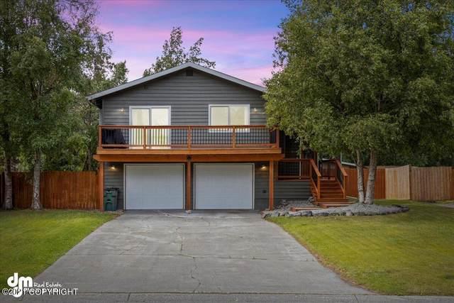 3760 Amber Bay Loop, Anchorage, AK 99515 (MLS #21-10793) :: Powered By Lymburner Realty
