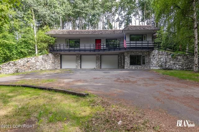 252 Crest Drive, Fairbanks, AK 99712 (MLS #21-10863) :: Daves Alaska Homes