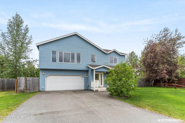 7750 Bethany Circle, Anchorage, AK 99507 (MLS #21-10898) :: Wolf Real Estate Professionals