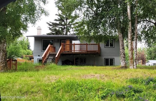 7018 Terry Street, Anchorage, AK 99502 (MLS #21-10917) :: RMG Real Estate Network   Keller Williams Realty Alaska Group