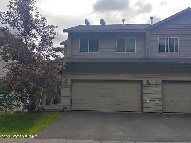 21026 Trailhead Avenue #24, Eagle River, AK 99577 (MLS #21-10936) :: RMG Real Estate Network | Keller Williams Realty Alaska Group