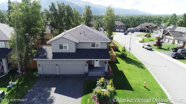 16100 Stineburg Drive, Eagle River, AK 99577 (MLS #21-10969) :: Alaska Realty Experts