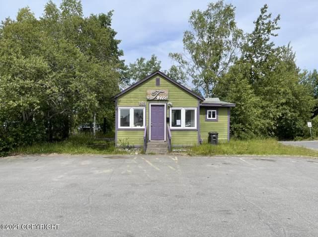 439 E Fireweed Lane, Anchorage, AK 99503 (MLS #21-10995) :: Team Dimmick