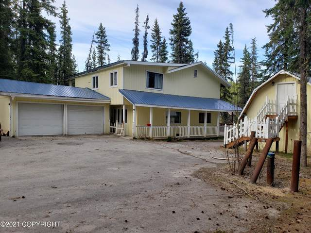 518 Sun Way, Fairbanks, AK 99709 (MLS #21-11003) :: Team Dimmick