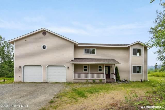 2465 Althea Street, Wasilla, AK 99654 (MLS #21-11030) :: RMG Real Estate Network | Keller Williams Realty Alaska Group
