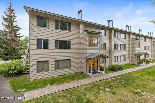 355 Donna Drive #3, Anchorage, AK 99504 (MLS #21-11071) :: Team Dimmick