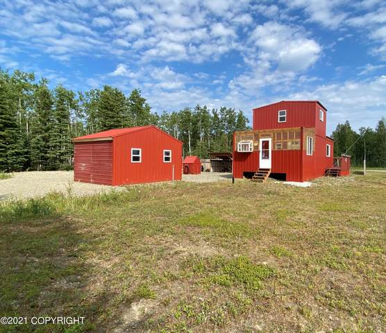 1617 West Thomas Loop, Delta Junction, AK 99737 (MLS #21-11092) :: RMG Real Estate Network | Keller Williams Realty Alaska Group