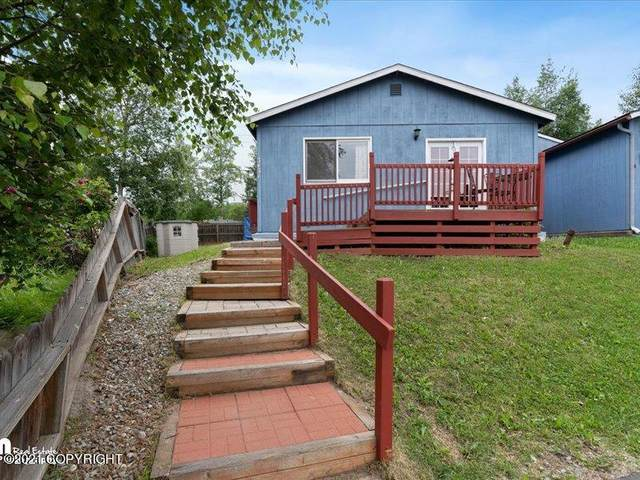 3431 Harrier Circle, Anchorage, AK 99504 (MLS #21-11095) :: Wolf Real Estate Professionals