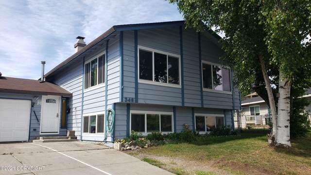 346 Lionheart Court, Anchorage, AK 99508 (MLS #21-11101) :: Daves Alaska Homes