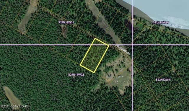 ASLS 79-14 Block 8 Lot 12, Remote, AK 99000 (MLS #21-11132) :: RMG Real Estate Network | Keller Williams Realty Alaska Group