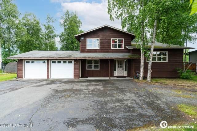 14647 Terrace Lane, Eagle River, AK 99577 (MLS #21-11138) :: Team Dimmick