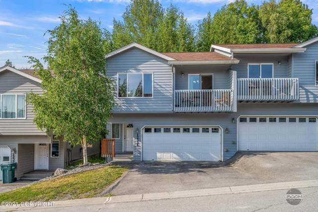 12321 Vista Ridge Loop #63, Eagle River, AK 99577 (MLS #21-11173) :: Berkshire Hathaway Home Services Alaska Realty Palmer Office
