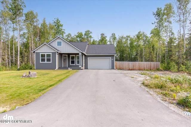 3781 W Birch Leaf Way, Wasilla, AK 99654 (MLS #21-11181) :: RMG Real Estate Network | Keller Williams Realty Alaska Group