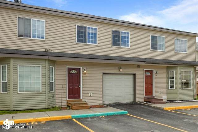 160 Rusty Allen Place #15, Anchorage, AK 99504 (MLS #21-11268) :: Team Dimmick