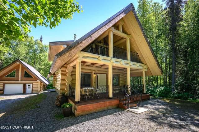 14160 E First Street, Talkeetna, AK 99676 (MLS #21-11283) :: Wolf Real Estate Professionals