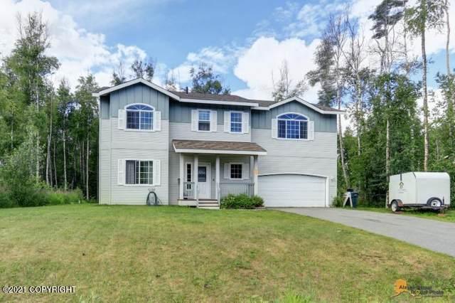 4545 W New Larkspur Loop, Wasilla, AK 99654 (MLS #21-11297) :: Berkshire Hathaway Home Services Alaska Realty Palmer Office