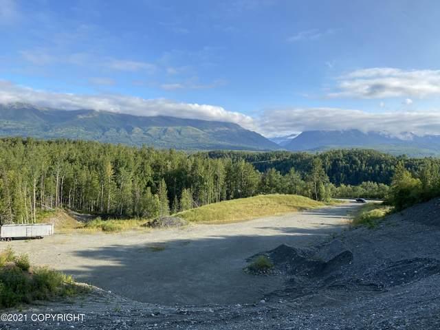 8870 N Buffalo Mine Moose Creek Road, Palmer, AK 99645 (MLS #21-11298) :: Berkshire Hathaway Home Services Alaska Realty Palmer Office