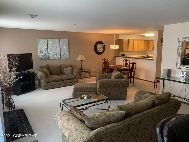 315 E 12th Avenue #349, Anchorage, AK 99501 (MLS #21-113) :: Wolf Real Estate Professionals