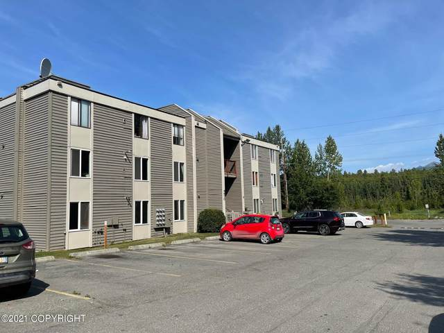 4670 Reka Drive #G8, Anchorage, AK 99508 (MLS #21-11343) :: Powered By Lymburner Realty