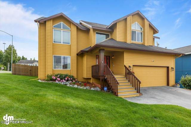 16562 Baird Circle, Eagle River, AK 99577 (MLS #21-11350) :: Team Dimmick