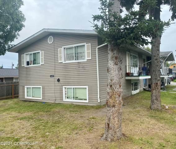 527 N Klevin Street, Anchorage, AK 99508 (MLS #21-11359) :: RMG Real Estate Network | Keller Williams Realty Alaska Group