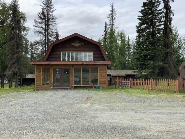 5743 Kenai Spur Highway, Kenai, AK 99611 (MLS #21-11363) :: Alaska Realty Experts