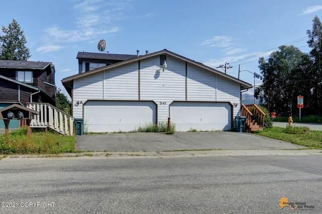 541 Misty Fjords Circle, Anchorage, AK 99508 (MLS #21-11421) :: Daves Alaska Homes