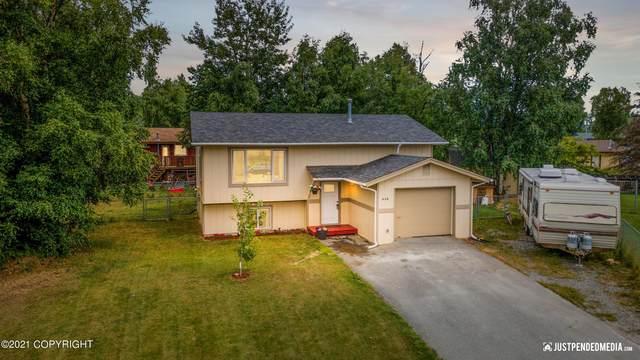 640 W Daron Drive, Palmer, AK 99645 (MLS #21-11450) :: Daves Alaska Homes