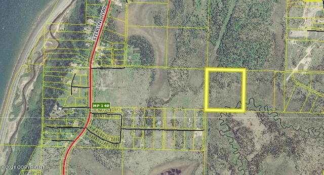 T3S Sterling Highway, Ninilchik, AK 99556 (MLS #21-11538) :: Wolf Real Estate Professionals