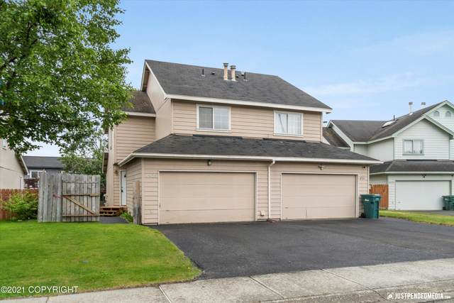 8925 Joy Circle, Anchorage, AK 99502 (MLS #21-11543) :: Berkshire Hathaway Home Services Alaska Realty Palmer Office