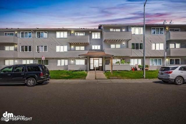 4333 San Ernesto Avenue #112, Anchorage, AK 99508 (MLS #21-11548) :: RMG Real Estate Network   Keller Williams Realty Alaska Group