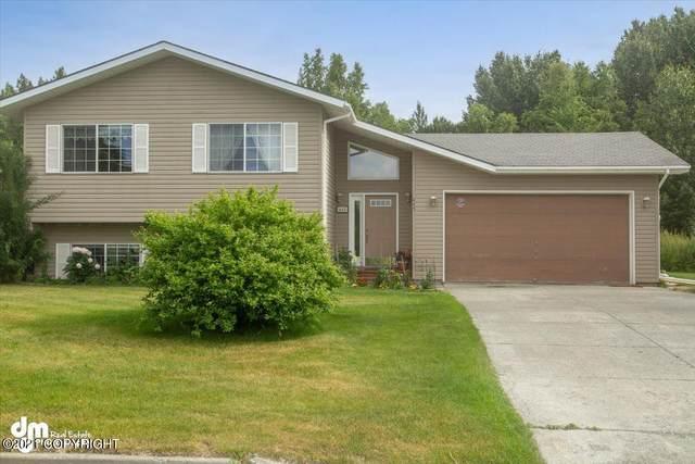 445 W Pioneer Parkway, Palmer, AK 99645 (MLS #21-11550) :: Berkshire Hathaway Home Services Alaska Realty Palmer Office