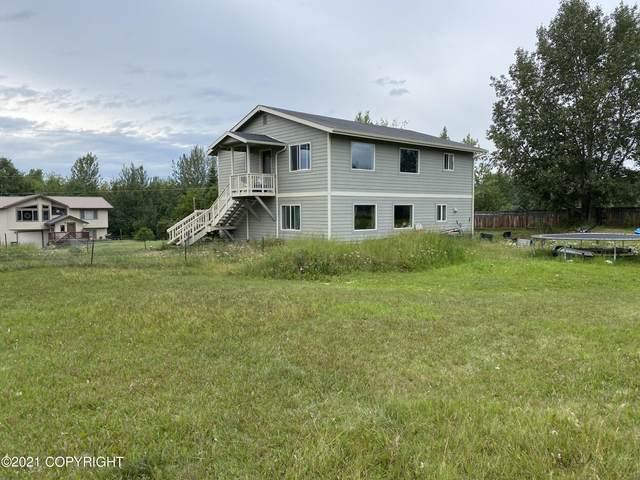 2141 S Kaye Marie Drive, Palmer, AK 99645 (MLS #21-11568) :: RMG Real Estate Network | Keller Williams Realty Alaska Group