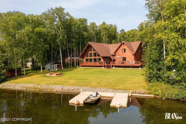 3277 N Meadow Lakes Drive, Wasilla, AK 99623 (MLS #21-11571) :: Alaska Realty Experts