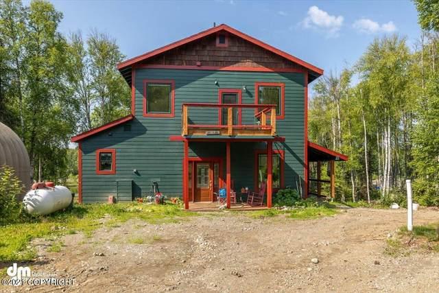 15980 E Nichols Drive, Talkeetna, AK 99676 (MLS #21-11582) :: Wolf Real Estate Professionals