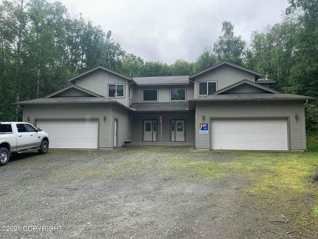 14033 Knob Hill Drive, Eagle River, AK 99577 (MLS #21-11588) :: Alaska Realty Experts