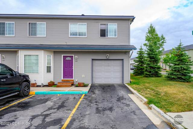 199 Rusty Allen Place #79, Anchorage, AK 99504 (MLS #21-11590) :: Team Dimmick