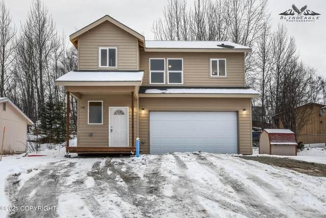 369 N Chugach Street, Palmer, AK 99645 (MLS #21-11596) :: RMG Real Estate Network | Keller Williams Realty Alaska Group