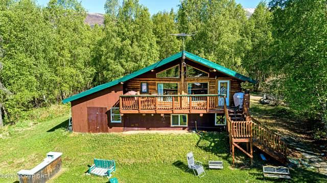 9522 Blue Fox Drive, Palmer, AK 99645 (MLS #21-11599) :: RMG Real Estate Network | Keller Williams Realty Alaska Group