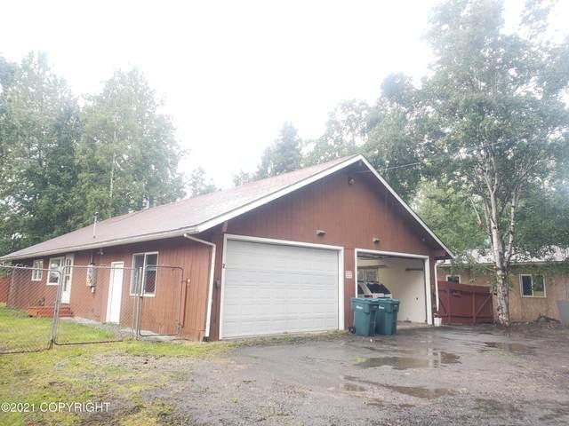 887 W 76th Avenue, Anchorage, AK 99518 (MLS #21-11603) :: Powered By Lymburner Realty