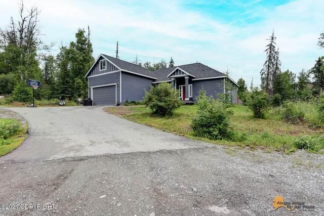 7782 Arlie Road, Wasilla, AK 99623 (MLS #21-11605) :: Berkshire Hathaway Home Services Alaska Realty Palmer Office