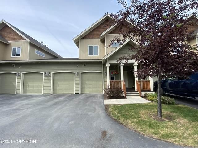 1702 Hollybrook Circle #20, Anchorage, AK 99507 (MLS #21-11606) :: Alaska Realty Experts