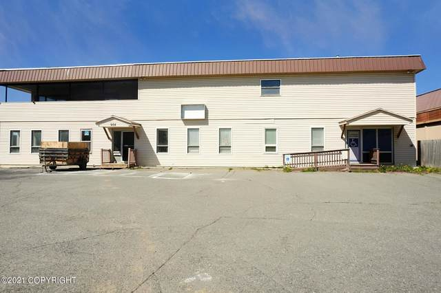 908 Highland Avenue, Kenai, AK 99611 (MLS #21-11609) :: Team Dimmick