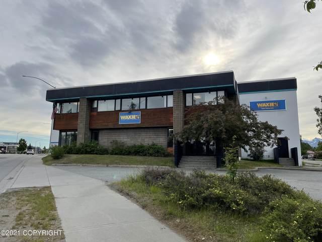 4005 Spenard Road, Anchorage, AK 99517 (MLS #21-11631) :: Powered By Lymburner Realty