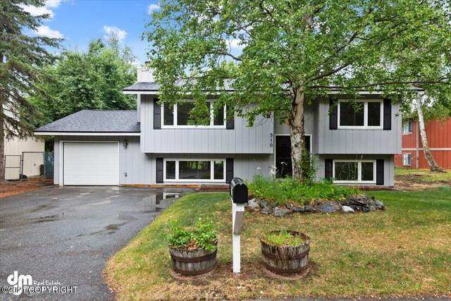 510 Jordt Circle, Anchorage, AK 99504 (MLS #21-11665) :: RMG Real Estate Network   Keller Williams Realty Alaska Group