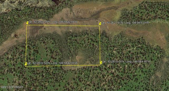 AS #91-079 Chunilna Creek (No Road), Talkeetna, AK 99676 (MLS #21-11669) :: Team Dimmick