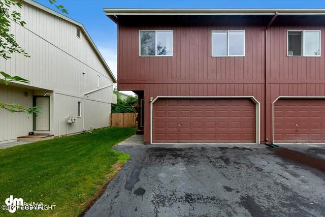 2621 Easthaven Circle #12-A, Anchorage, AK 99508 (MLS #21-11672) :: Powered By Lymburner Realty